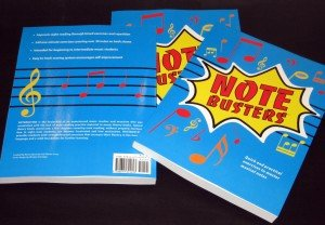 NOTEBUSTER Workbooks